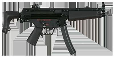 Machine Pistol Package